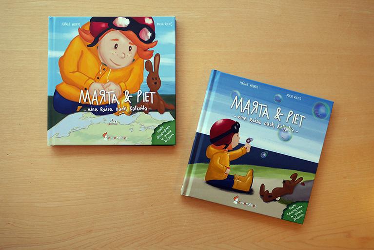 Marta & Piet – eine Reise nach Kalkutta (Teil 1 & 2)