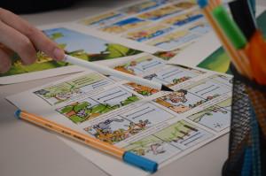 Storyboard kwgnr