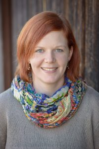 Verlegerin Sarah Roller