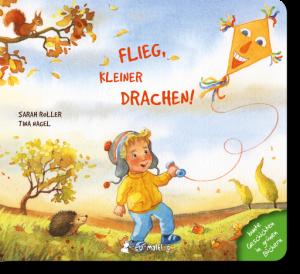 Cover: Flieg, kleiner Drachen!