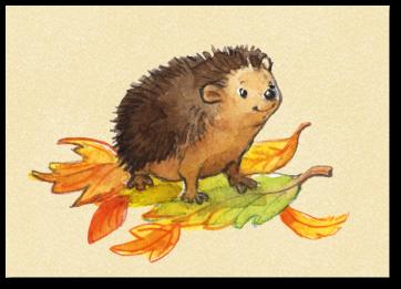"""Postkarte mit Motiv aus """"Flieg, kleiner Drachen"""""""
