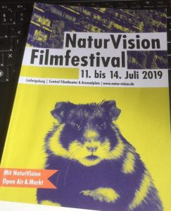Programmheft: NaturVision Filmfestival 2019