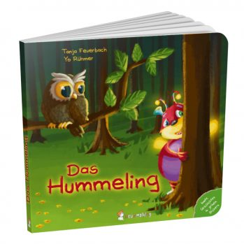 Pappbuch Hummeling Buchcover