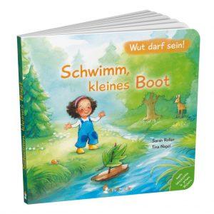 Coverabbildung: Schwimm, kleines Boot