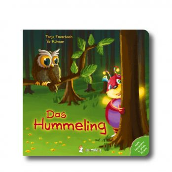 """Produktbild vom Buch """"Das Hummeling"""""""