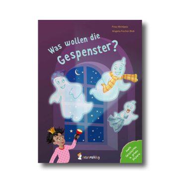 """Produktbild von Buch """"Was wollen die Gespenster"""""""